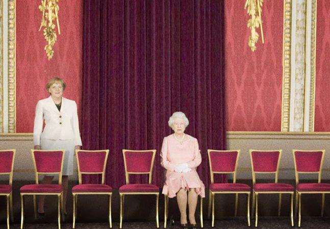 Montagens denunciam a desigualdade  de gênero em espaços de poder