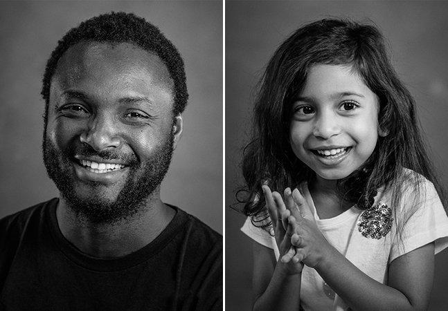 Fotógrafo cria série de retratos de muçulmanos e usa a humanidade para combater o preconceito
