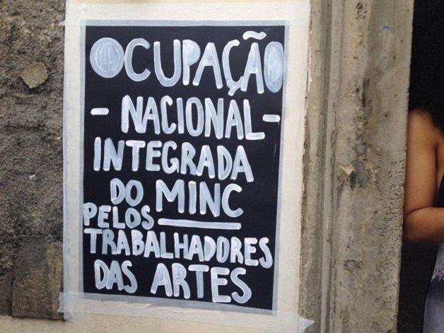 Protesto em Salvador. Foto: Natally Acioli