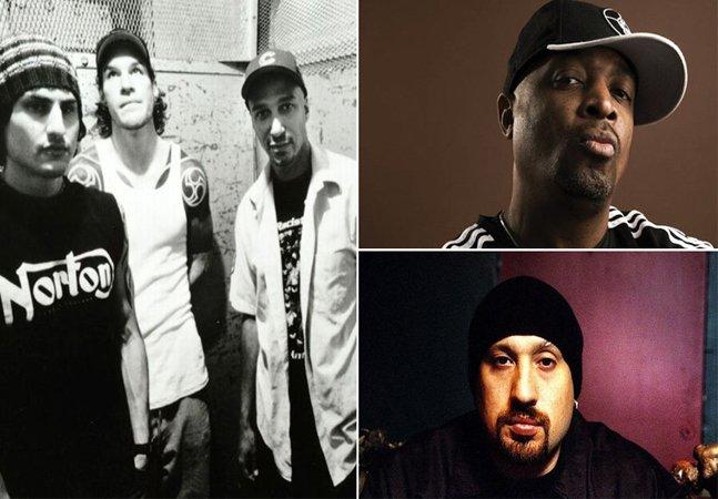 Membros do Rage Against The Machine  se reúnem com Public Enemy e  Cypress Hill para formarem supergrupo