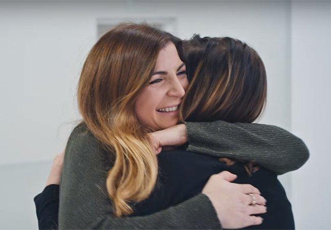 Campanha emocionante mostra como uma mãe conhece sua filha melhor do que ninguém