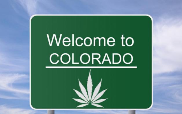 Colorado foi o primeiro estado a legalizar o uso recreativo da maconha.