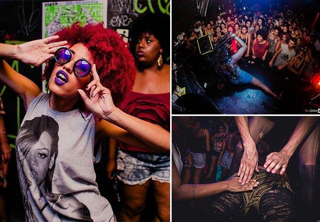 Batekoo: a primeira festa  para gays, lésbicas, travestis e  transexuais negros de São Paulo
