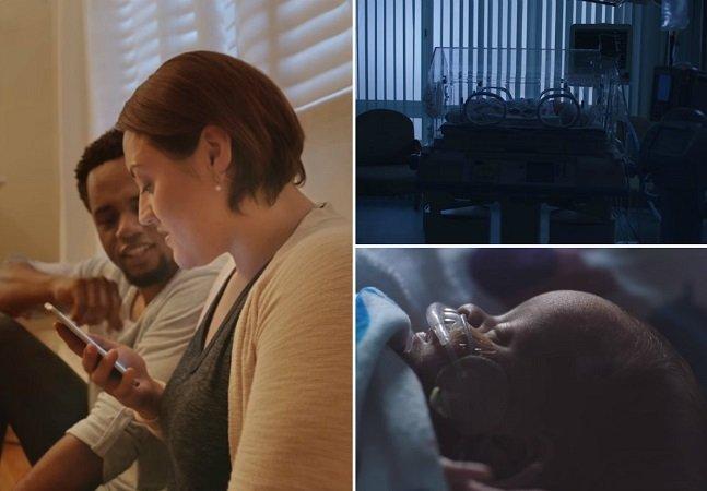 Aplicativo conecta mães a bebês que estão em incubadoras