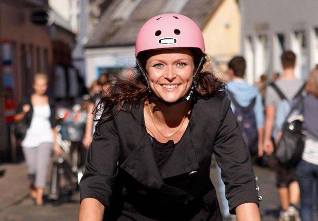 Chip para bicicletas garante preferência em semáforos na Dinamarca