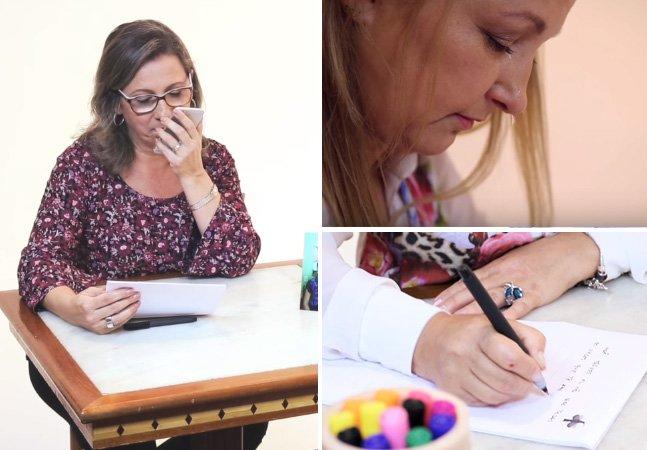 Vídeo tocante mostra o que acontece quando mulheres leem a carta que nunca haviam escrito pra suas mães