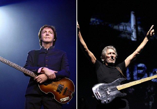 Bob Dylan, Rolling Stones e  Paul McCartney podem se apresentar  juntos em festival no Brasil