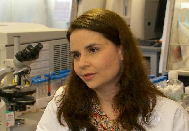 Esta brasileira está entre os cientistas que conseguiram desenvolver anticorpos para o HIV