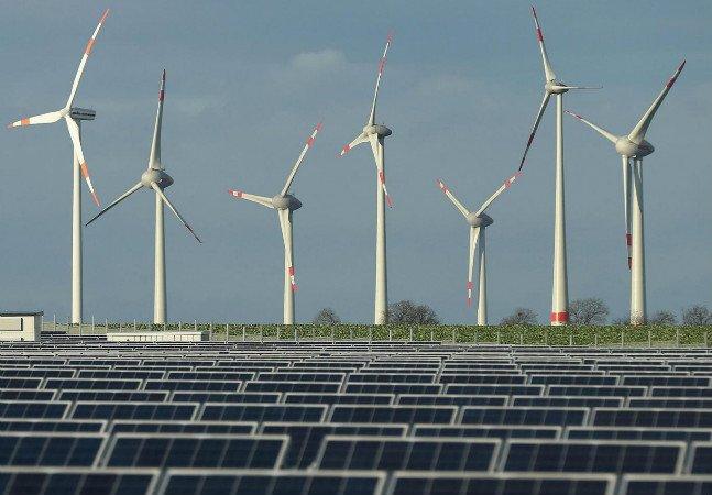 A Alemanha produziu tanta energia sustentável que pagou para cidadãos consumirem