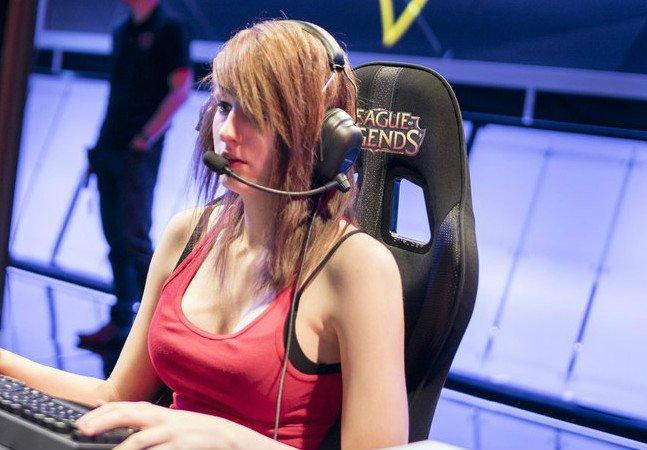 Equipe de games recusa mulheres afirmando que existem restrições para presença feminina