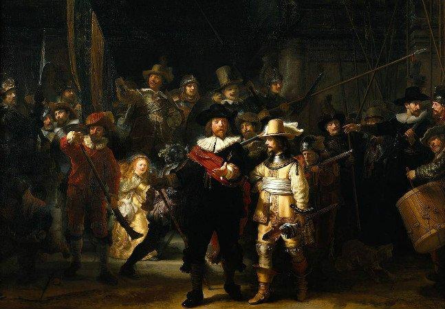 Museu holandês disponibiliza mais de 200 mil obras de arte em alta resolução para download