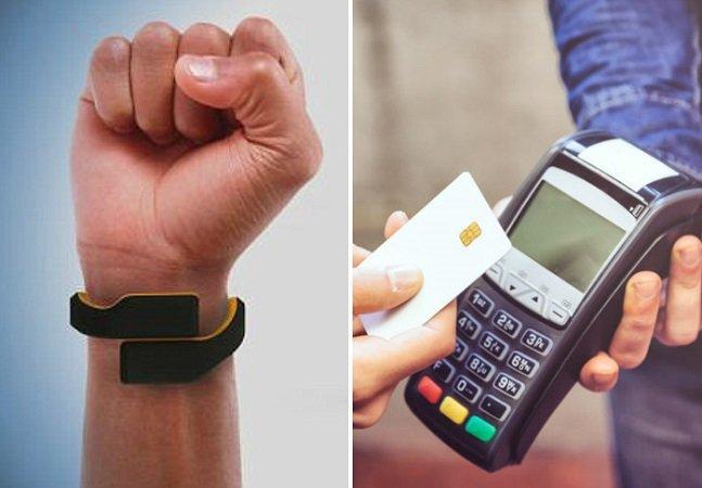 Empresa cria pulseira que dá choque  quando você gasta demais