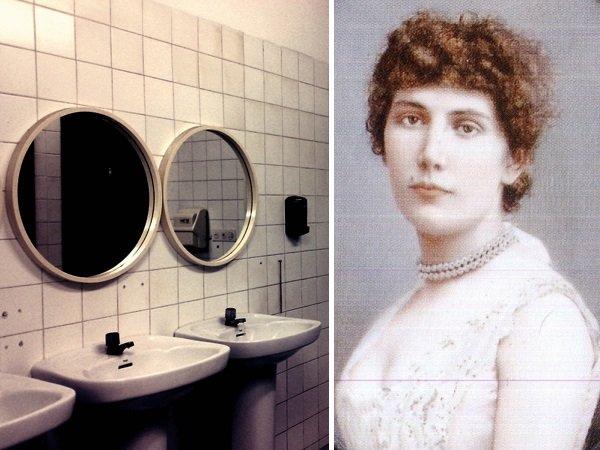 Descubra a origem do mistério  da loira do banheiro