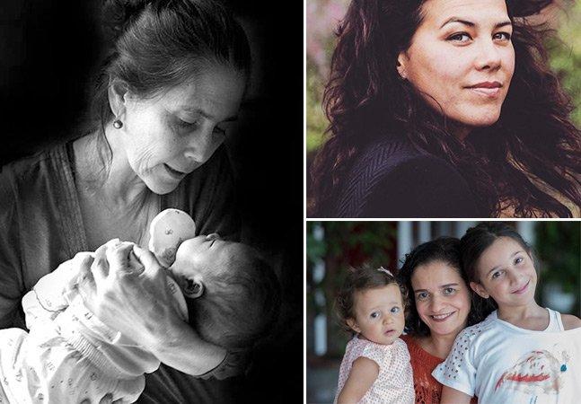 10 mulheres inspiradoras que provaram que maternidade é muito mais do que dar à luz