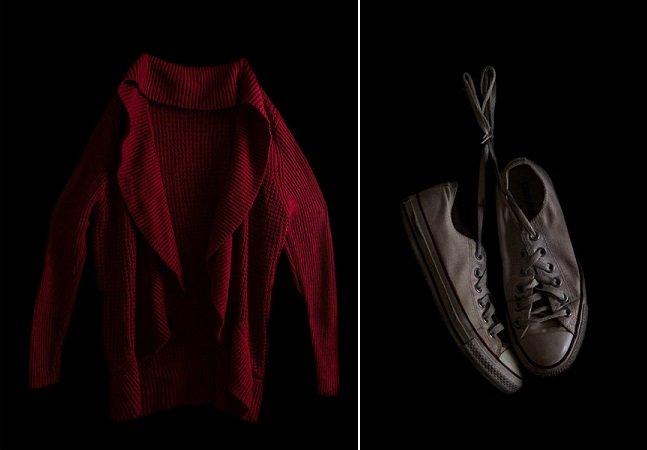 Fotógrafa documenta o que estudantes estavam vestindo quando foram vítimas de violência sexual