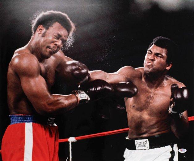 Muhammad Ali Vs. George Foreman