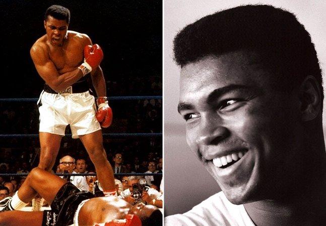'Preto, confiante; meu nome,  minha religião. Se acostumem  comigo', o adeus a Muhammad Ali
