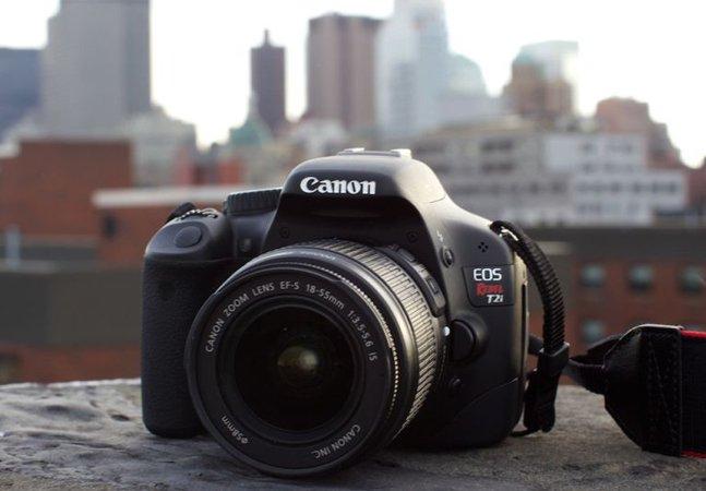 Canon disponibiliza livro de  técnicas de fotografia para  iniciantes com download grátis