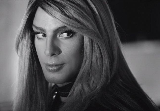 Clipe traz Cauã Reymond como uma travesti e levanta debate na internet