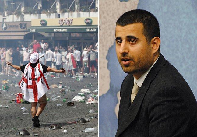 Pesquisador muçulmano usa humor e sarcasmo para mostrar como a mídia trata o Oriente Médio