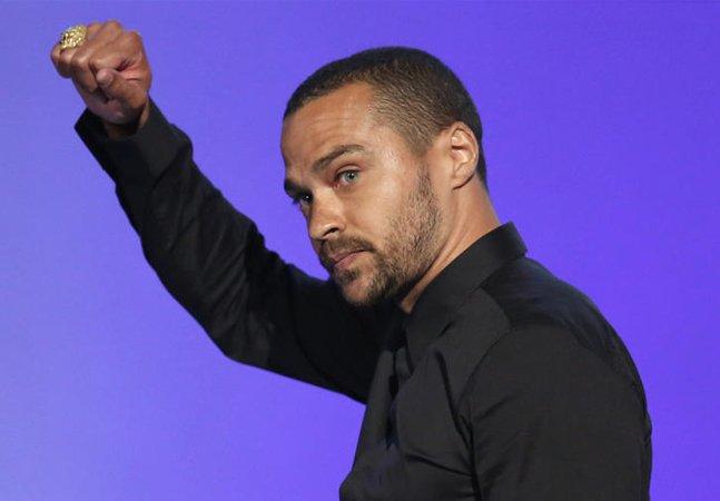 O discurso sobre racismo de  Jesse Williams (Grey's Anatomy) e sua  sintonia com a realidade brasileira
