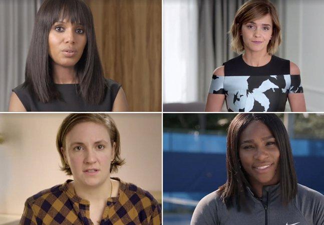 [Vídeo] Por trás de toda mulher de sucesso sempre tem  outra mulher de sucesso