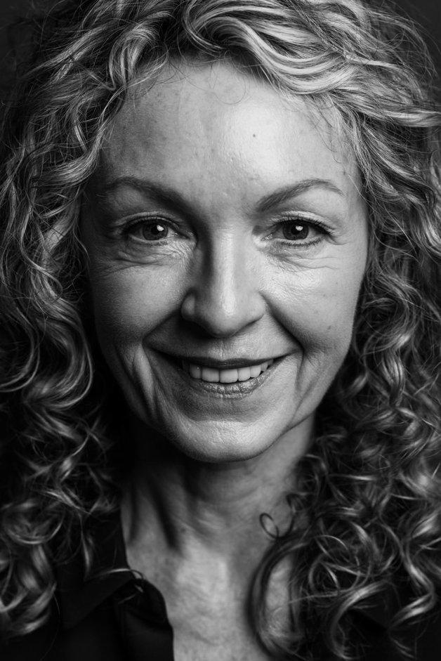 Barbara Hannah Grufferman, 59 anos