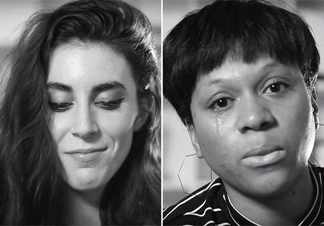 Vídeo poderoso mostra a reação de mulheres ao lerem leis sexistas pelo mundo