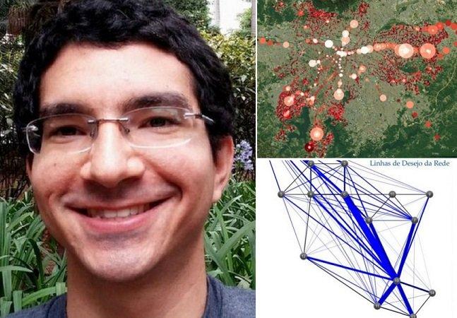 Engenheiro brasileiro defende uso  de equações matemáticas para eliminar baldeações de ônibus