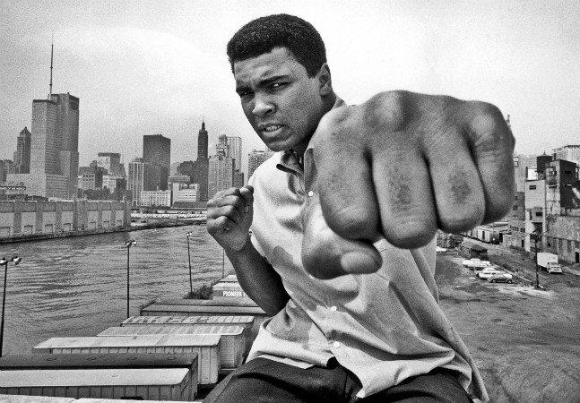As últimas fotos de Muhammad Ali e outras pérolas publicadas por sua filha