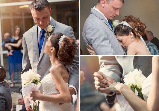 Enfermeiras se unem e criam casamento perfeito pra noiva diagnosticada com câncer avançado