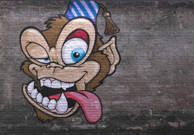 Este simulador de grafite permite pintar paredes virtuais e é o sonho de qualquer amante da arte urbana