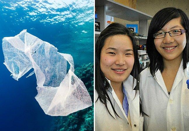 Elas estão criando uma bactéria que come o plástico dos oceanos e o transforma em água