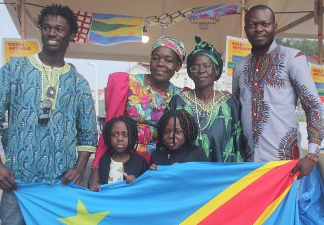 Conheça histórias de refugiados e brasileiros que realizaram feira multicultural no Rio de Janeiro