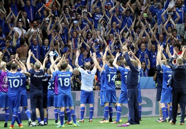 O impossível não existe: 10 curiosidades sobre a façanha da Islândia na Eurocopa