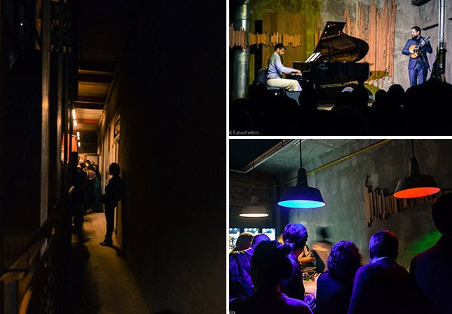 Jazz nos Fundos reabre  agora junto com Centro  Cultural de Música Instrumental