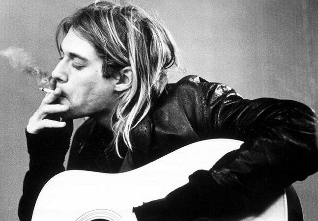 Pinturas feitas por Kurt Cobain encontradas em depósito ganham exposição