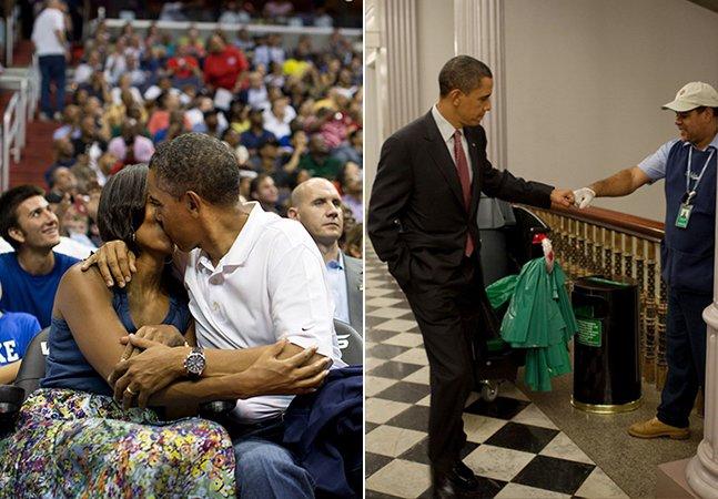 2 milhões de fotos em 8 anos: Pete Souza mostra como é ser fotógrafo oficial de Obama