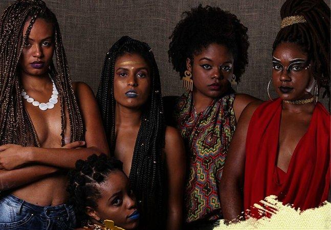 Exposição exalta a  importância do cabelo para  a identidade da mulher negra