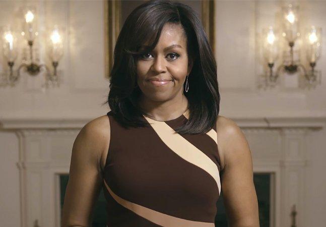 Michelle Obama, Meryl Streep e outras  divas arrasam no teaser de encontro  internacional de empoderamento feminino