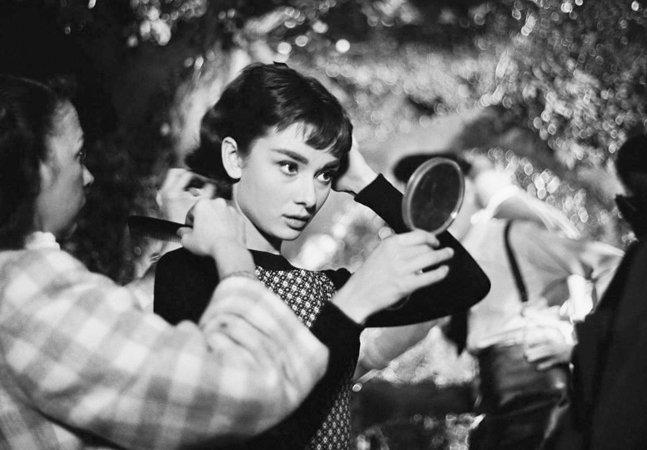 As incríveis fotos intimistas de Audrey Hepburn para a revista Life