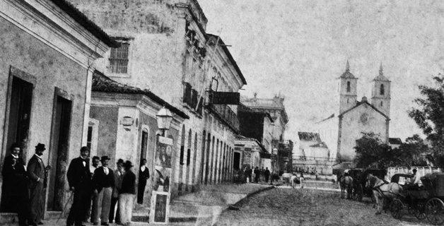 Florianópolis no início do século XX