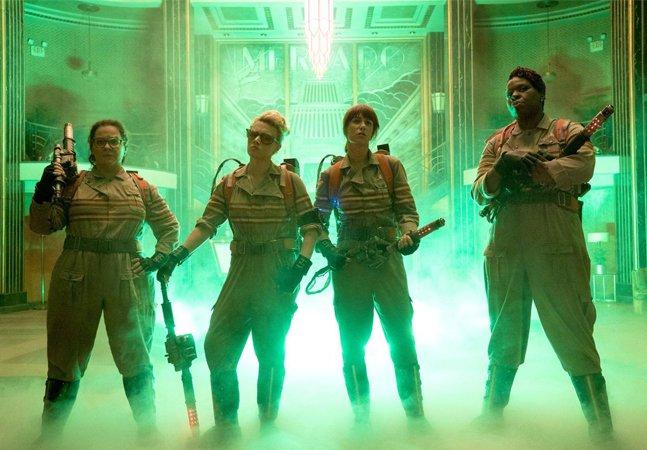 Novo Ghostbusters estreia com  elenco feminino, cercado de  polêmica, machismo e expectativa