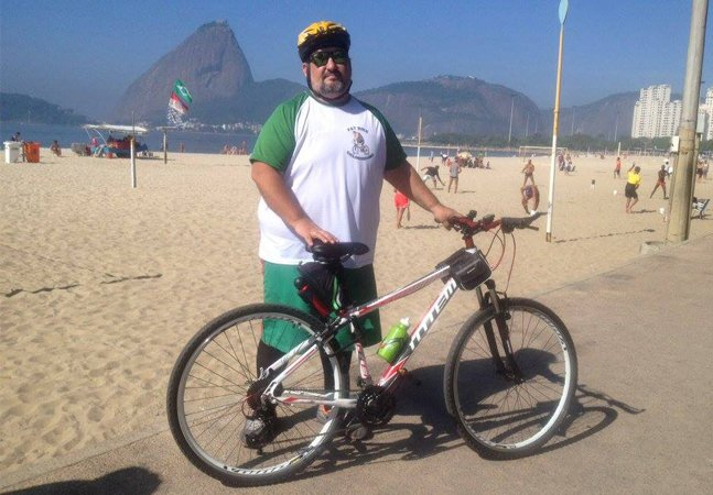 """No Rio, grupo de """"Ciclogordismo"""" estimula pessoas gordas a pedalar"""