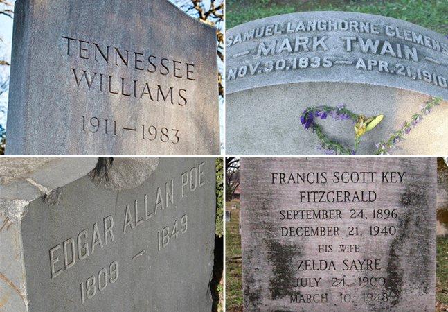 As mortes desses escritores  consagrados foram mais surreais  que a própria ficção que criaram