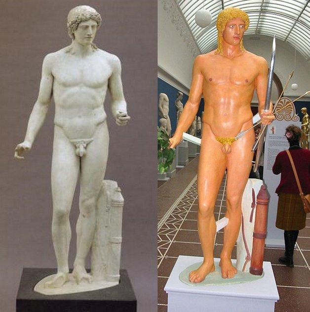 EstatuaGrega8