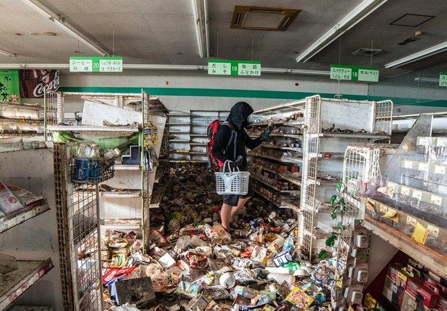 Este jovem entrou na zona  proibida de Fukushima e fez imagens inéditas e impactantes
