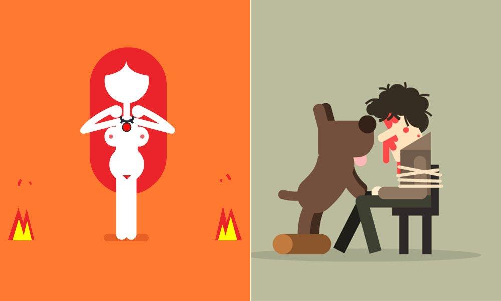 GIFs animados relembram fatos marcantes da última temporada de Game of Thrones