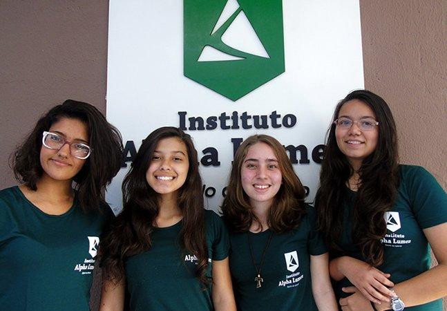 Adolescentes brasileiras desenvolvem app que auxilia pacientes com Alzheimer