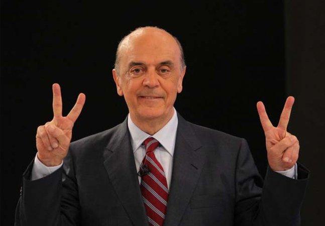 José Serra aumenta coleção de gafes  machistas; pra ele mulheres no  senado mexicano são 'um perigo'
